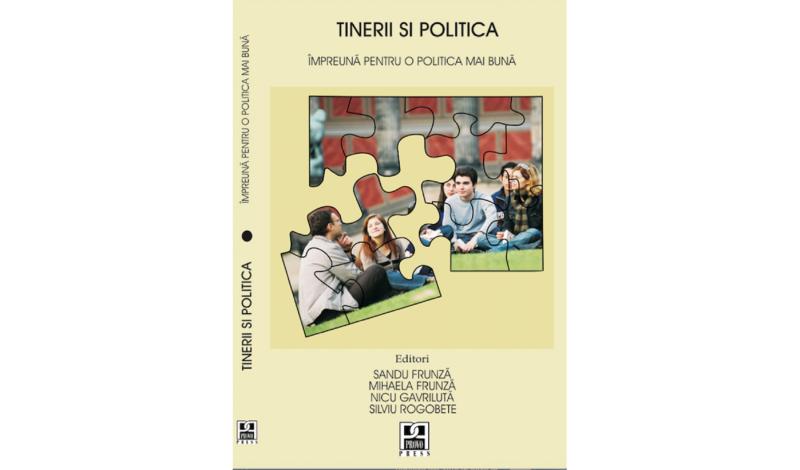 Mihaela Frunză, Sandu Frunză, Nicu Gavriluţă, Silviu E. Rogobete (ed.) – Tinerii şi politica. Împreună pentru o politică mai bună, Ed. Provopress, Cluj, 2006.